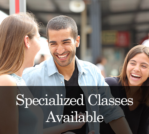 Specialized Counseling Classes